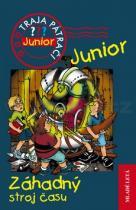 Ulf Blanck: Záhadný stroj času Traja pátrači Junior