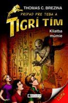 Thomas C. Brezina: Kliatba múmie