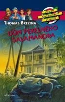 Thomas Brezina: Dům pekelného salamandra