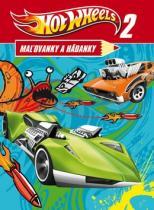 Hot Wheels Malovanky a hádanky 2