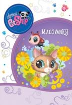 Littlest Pet Shop Malovanky