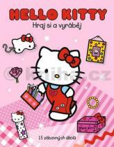 Hello Kitty Hraj si a vyráběj