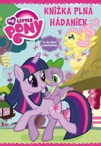 My Little Pony Knižka plná hádaniek