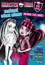 Monster High Vražedné módné návrhy