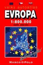 Evropa 1:800 000