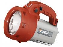 EXTOL PREMIUM Nabíjecí halogenová s bočním světlem