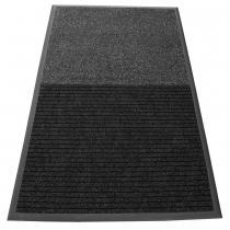 OEM Dvouzónová rohož VIP - antracit / šedá, 100 x 200 x 1,2 cm