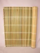 OEM Bambusová rohož na stěnu, ozdobná - 80 x 200 cm