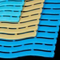 OEM Bazénová rohož Soft Step Světle modrá