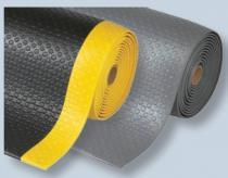 OEM Průmyslová rohož Orthoness De Lux Bubble role Černo-žlutá, 122 cm
