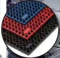 OEM Průmyslová rohož Sanitness De Lux Modrá