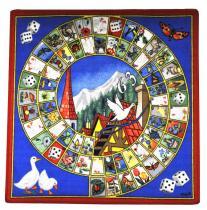 OEM Dětský koberec Husičky 92 x 92 cm