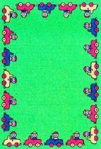 OEM Dětský koberec Flash Kids 3239 040 115 x 160 cm