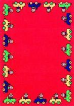 OEM Dětský koberec Flash Kids 3239 010 115 x 160 cm