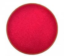 OEM Kulatý koberec Eton Růžová 200 cm