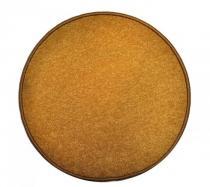 OEM Kulatý koberec Eton Béžová 100 cm