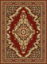 OEM Koberec Teheran 102 Brown 60 x 110 cm