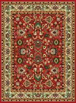 OEM Koberec Teheran 117 Red 60 x 110 cm
