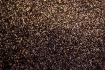 OEM Obdélníkový koberec Eton Hnědá 57 x 120 cm