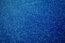 OEM Obdélníkový koberec Eton Tmavě modrá 57 x 120 cm