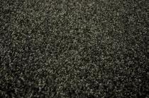OEM Obdélníkový koberec Eton Černá 57 x 120 cm