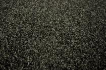 OEM Obdélníkový koberec Eton Černá 120 x 160 cm
