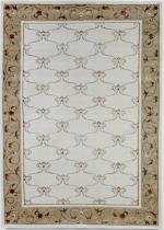 OEM Luxusní koberec Paris bílý 2675 140 x 200 cm