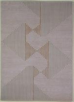 OEM Luxusní koberec Kandla krémový 140 x 200 cm