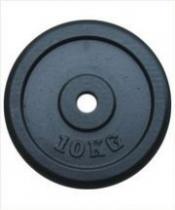 INSPORTLINE Závaží 10 kg ocelové