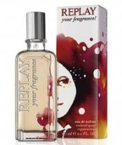 Replay Your Fragrance for Her - EdT 40ml