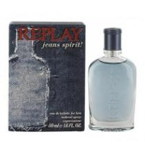 Replay Jeans Spirit For Him - EdT 50ml