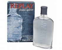 Replay Jeans Spirit For Him - EdT 30ml