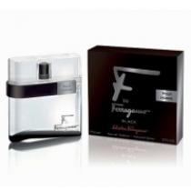 Salvatore Ferragamo F by Ferragamo Pour Homme Black - EdT 100ml