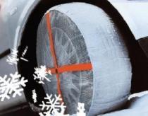 Autosock Textilní sněhové řetězy