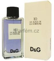Dolce & Gabbana 10 La Roue de la Fortune Tester 100ml EdT