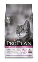 Purina Pro Plan Cat Delicate Turkey & Rice 10 kg