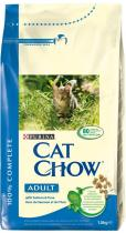 Purina Cat Chow Adult Salmon & Tuna 1,5 kg
