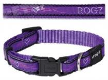 ROGZ Fancy Dress Scooter Purple Chrome