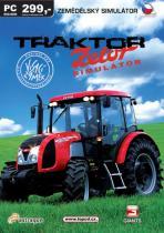 Traktor Zetor Simulátor 2009 (PC)