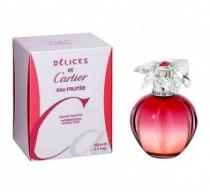 Cartier Delices Eau Fruitee EdT 100ml