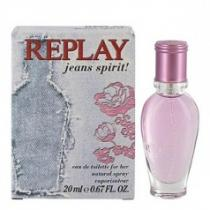 Replay Jeans Spirit For Her - EdT 20ml