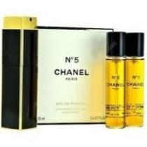 Chanel No.5 - EdP 3x20ml