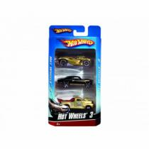 Mattel Hot Wheels angličák 3pack
