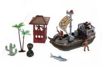 Alltoys Pirátský hrací set