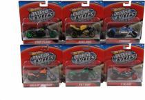 Mattel Hot Wheels kolektorské motorky