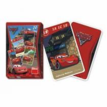 Dino Karty Cars 2 - kvarteto