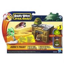 Hasbro Angry Birds sestřelení vesmírné stavby