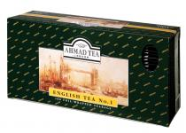 Ahmad Tea English Tea No.1. 100x2g
