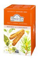 Ahmad Tea Roibos se skořicí 20x1,5g