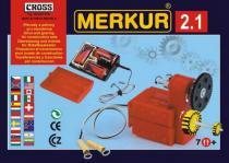 Merkur Toys MERKUR 2.1 Elektromotorek